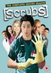 Scrubs. Het complete tweede seizoen