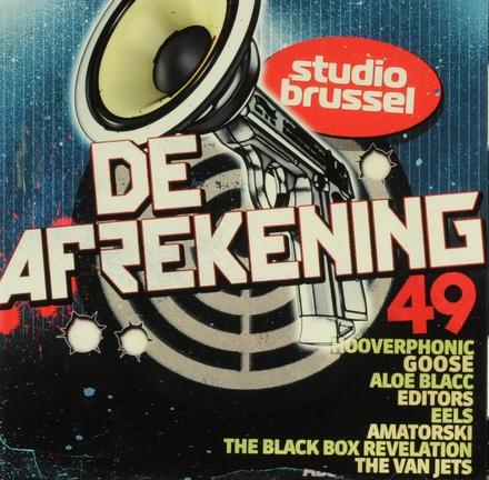 De afrekening van Studio Brussel. 49