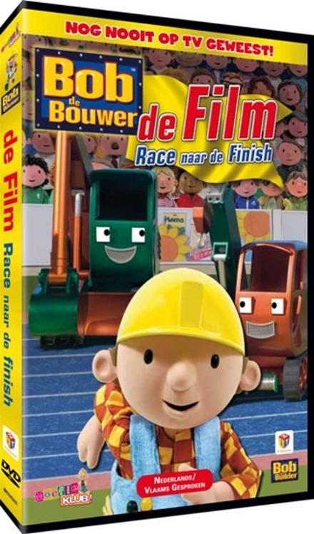 Bob de Bouwer : de film : race naar de finish