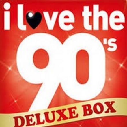 I love the 90's. Vol. 4