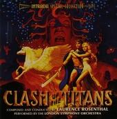 Clash of the titans : original motion picture soundtrack