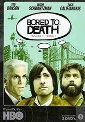 Bored to death. Seizoen 1
