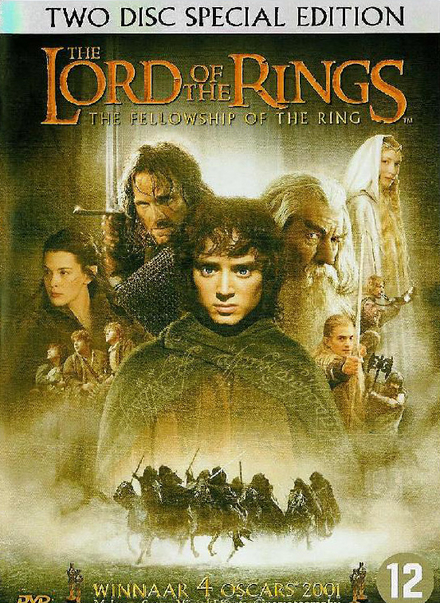 The lord of the rings. [1], The fellowship of the ring