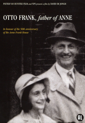 Otto Frank, father of Anne