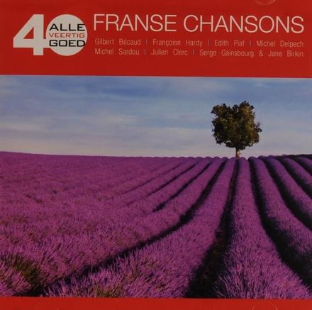 Franse chansons