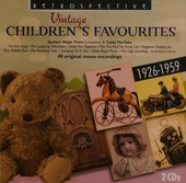 Vintage children's favourites : 48 original mono recordings 1926-1959
