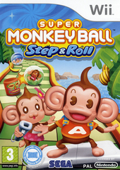 Super Monkeyball : step & roll