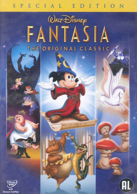 Fantasia : the original classic