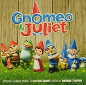 Gnomeo & Juliet : original soundtrack