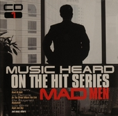 Music heard on the hit series Madmen. vol.1