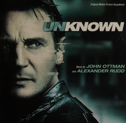 Unknown : original motion picture soundtrack