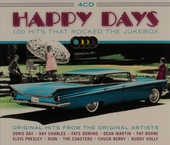 Happy days : 100 hits that rocked the jukebox