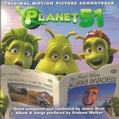 Planet 51 : original motion picture soundtrack