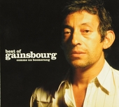 Best of Gainsbourg : comme un boomerang