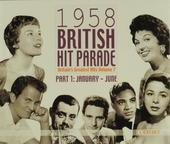 1958 British hit parade. Part 1, January - June