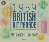 1959 British hit parade. Part 2, August - December