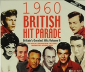 1960 British hit parade. Part 1, January - May