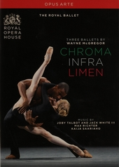 Three McGregor ballets