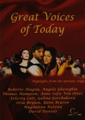 Great voices of today : Highlights from the operatic stage