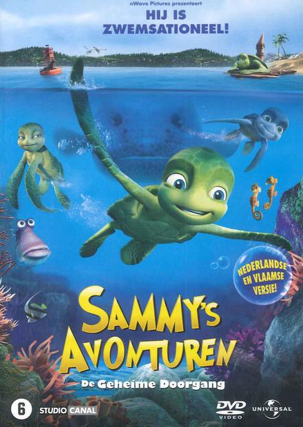 Sammy's avonturen : de geheime doorgang
