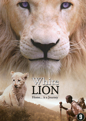 White lion : home ... is a journey