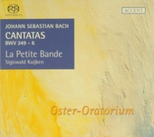 Cantatas for the complete liturgical year. Vol. 13, Oster-Oratorium