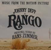 Rango : music from the motion picture