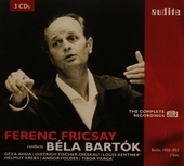 Ferenc Fricsay conducts Béla Bartók