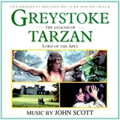 Greystoke : the legend of Tarzan, Lord of the Apes : the original motion picture soundtrack