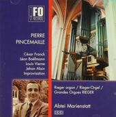 30 Jahre Rieger-Orgel : Abtei Marienstatt