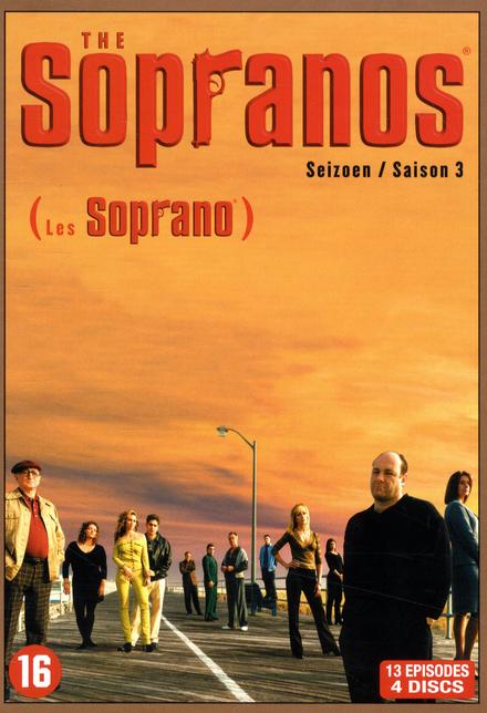 The Sopranos. Seizoen 3