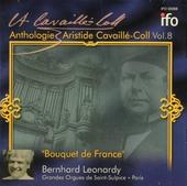 Bouquet de France : La belle epoque d'orgue. vol.8