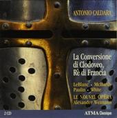 La conversione di Clodoveo, rè di Francia