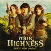 Your highness : original motion picture soundtrack