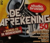 De afrekening van Studio Brussel. 50