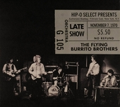 Authorized bootleg Fillmore East, New York, N.Y. late show, November 7, 1970