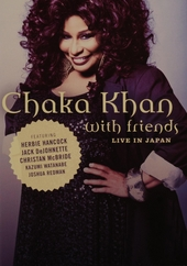Chaka Khan with friends : Live in Japan