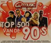Q-Music : Het beste uit top 500 van de 90's