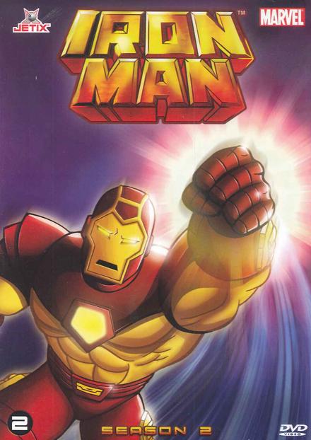 Iron Man. Season 2, Vol. 2