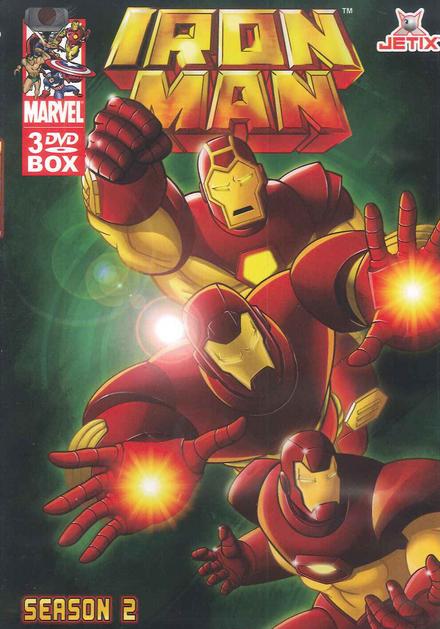 Iron Man. Season 2
