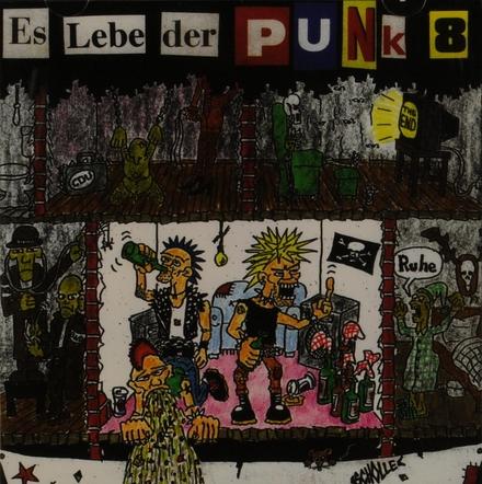 Es lebe der Punk. vol.8