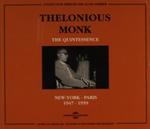 The quintessence : New York - Paris 1947-1959