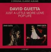 Just a little more love ; Pop life