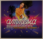 Amnesia : Ibiza dancefloor hits 2011