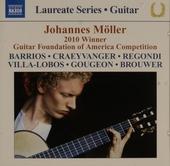 Guitar recital : 2010 winner Guitar Foundation of America competition