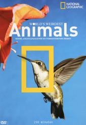 World's weirdest animals : mooie, angstaanjagende en verbijsterende dieren