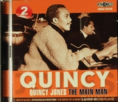 Quincy the main man