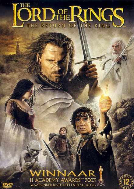 The lord of the rings. [3], The return of the king