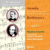 The romantic piano concerto. 4