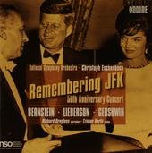 Remembering JFK : 50th anniversary concert